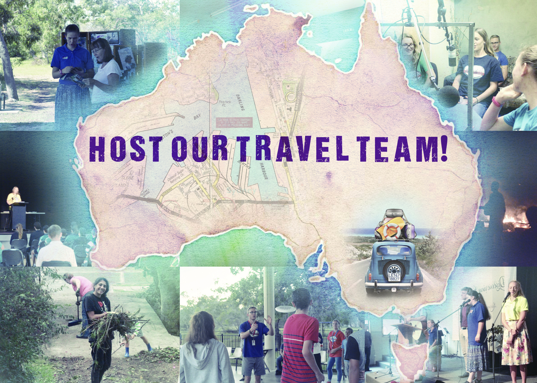 host our travel team new less color