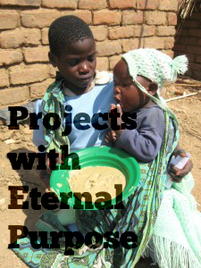 Projects with Eternal Purpose